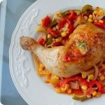 Курица по-мексикански