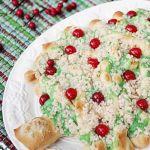 Пирог «Новогодняя елочка»