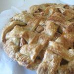 Грушево-яблочный пирог