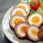 Яйца со свининой по-шотландски