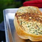 Пармезанно-чесночный хлеб