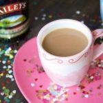 Кофе со сливочным ликером