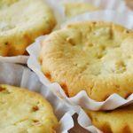Творожно-банановые кексы с киви