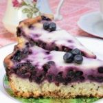 Пирог «Ягодное лукошко»