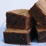 Шоколадный кекс с виски