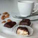 Нуга в шоколаде