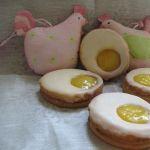 Печенье «Лимонные яйца»
