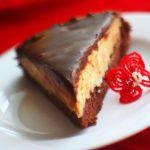 Торт «Milky» с заварным кремом