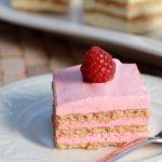 Желейные пирожные без выпечки